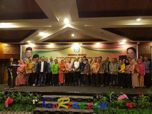 Pengurus IKA FMIPA Unri 2016-2020 Resmi Dilantik, Yulisman Jabat Posisi Ketua