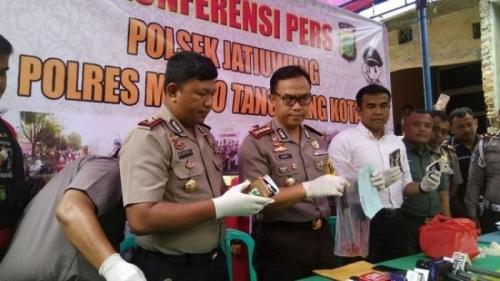 Suami Bunuh Istri dan 2 Putri Tirinya di Tangerang, Diduga Ini Penyebabnya