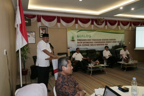 Program Ramah Gambut Dapat Tingkatkan Ekonomi Masyarakat Siak