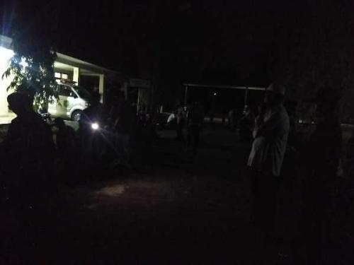 Warga Keluhkan Matinya Lampu Penerangan di Sekitar Kamar Mayat RSUD Meranti