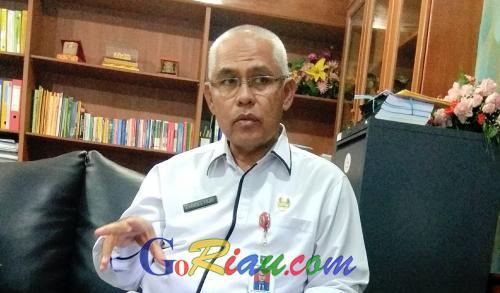 Dilaporkan ke Kejati Terkait Dugaan Pungli Terhadap Bawahan, Ini Klarifikasi Kepala Inspektorat Riau