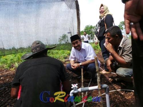 Sebagai yang Pertama Dibentuk, Forum Desa Peduli Gambut Harus Jadi Barometer di Riau