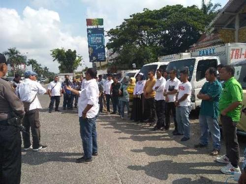 SMU Naik 330 Persen Cekik UMKM, Asperindo Gelar Aksi di Purna MTQ Pekanbaru