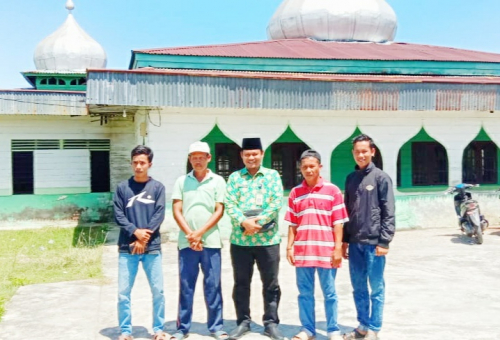 2021, Pemkab Meranti Bantu Operasional Satu Masjid dan Satu Mushalla di Setiap Desa