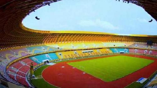 Ketua Umum PSSI Tinjau Stadion Utama Riau untuk Persiapan Piala Dunia U-20