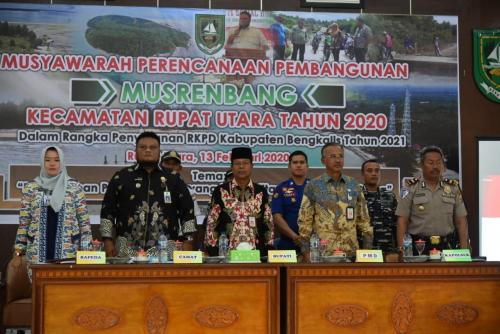 Rp73,73 M untuk Kecamatan Rupat Utara di APBD Bengkalis 2020