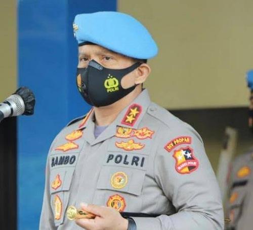 Tegas, Kadiv Propam Polri Perintahkan Polda Sumbar Pecat Bribda AP yang Tembak Wanita di Pekanbaru