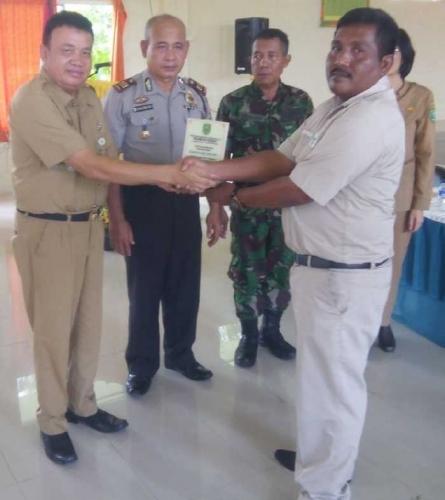 PT RAU Dukung Pemberantasan Narkoba di Wilayah Peranap