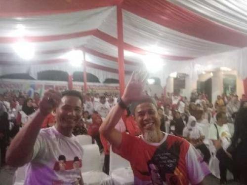Serukan Jangan Golput, Caleg PDIP Pekanbaru Herikawi: Jokowi Lebih Penting dari Saya..