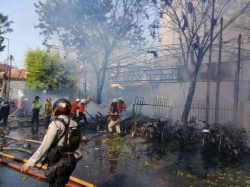 Kombes Frans Barung: Korban Tewas Bom Surabaya 9 Orang, 40 Luka-luka