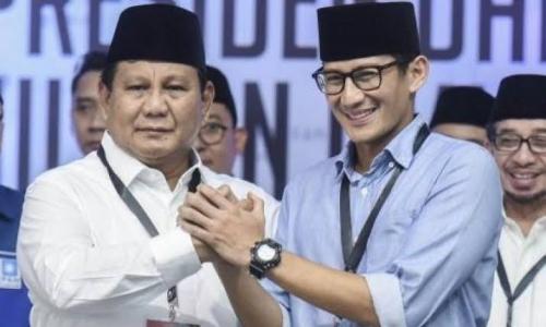 Rekapitulasi Selesai, Prabowo Unggul 2 Juta Suara atas Jokowi di Aceh