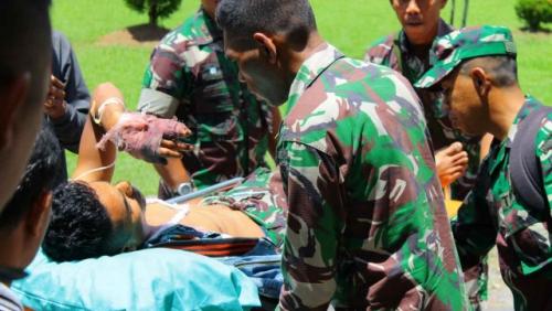 Prajurit TNI Tewas Ditembak Kelompok Bersenjata di Papua