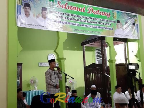 Cagar Budaya Koto Tinggi Pangean Perlu Sentuhan Gubernur Riau