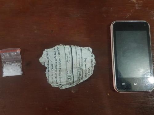 Kompol Arvin Haryadi Komitmen Berantas Narkoba di Kecamatan Mandau dan Bathin Solapan