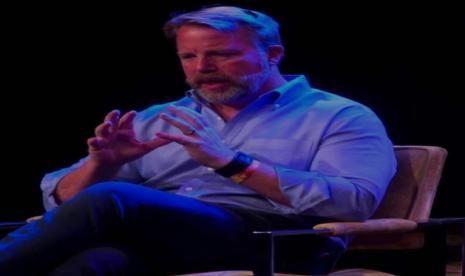Jahnke Pelajari Islam dan Bersyahadat Setelah Mimpi Bertemu Pria Tampan di Gurun