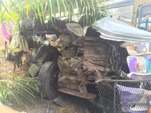 7 Orang Tewas, Salah Satu Bus yang Terlibat Kecelakaan Maut di Labuhanbatu Ternyata Disewa Penumpang untuk Hadiri Acara di Duri