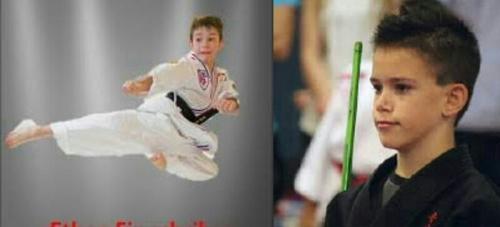 Luar Biasa, Bocah Autis Ini Raih Juara Dunia Taekwondo