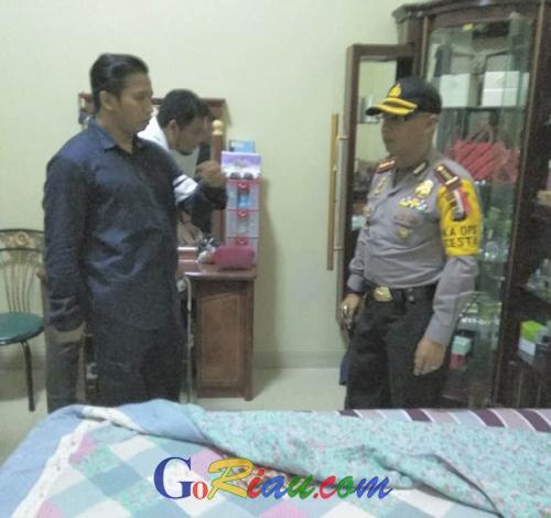 Perampokan di Jalan Rawamangun Pekanbaru, Ternyata Ini Isi Brankas yang Dibawa Kabur Pelaku