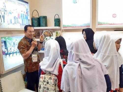 PLHK 2019, APP Sinar Mas Group Tampilkan Produk UMKM dan Produk Ramah Lingkungan