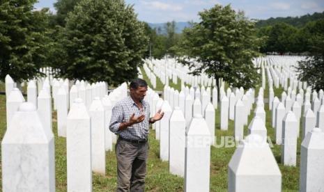 8.000 Muslim Bosnia Dibantai Pasukan Serbia dalam 2 Pekan, Para Muslimah Diperkosa Massal