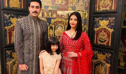 Aktris Aishwarya Rai, Putri, Suami dan Mertuanya Positif Covid-19