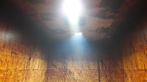 Image result for ruang merokok husein sastranegara