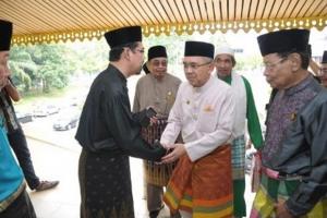 Tokoh Melayu Riau Asal Rohil Hang Temong Tutup Usia