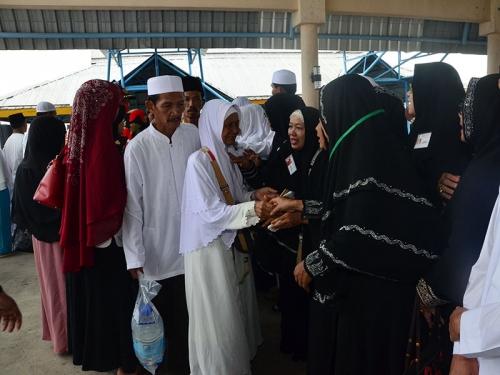 Sakit, 3 Jamaah Haji Bengkalis Masih di Madinah