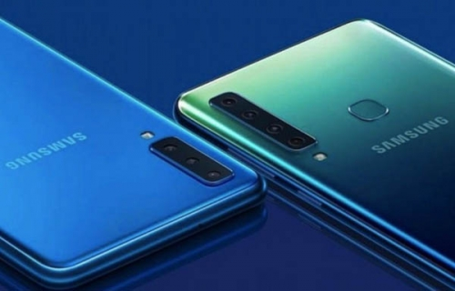 Sukses, Samsung Galaxy A7 dan A9 Naik Kelas