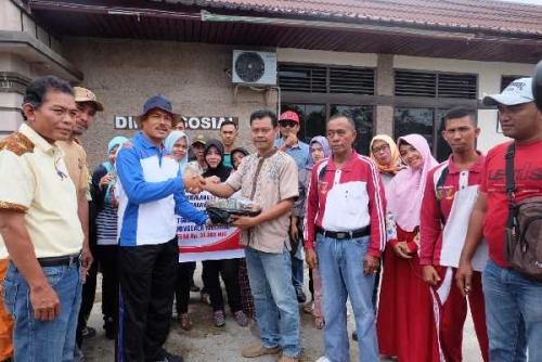 Satu Minggu, Musisi Inhil Berhasil Kumpulkan Rp38 Juta untuk Korban Gempa di Palu