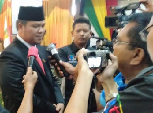 Terkait Statemen Presma Uniks, DPRD Kuansing Bantah Hambat Pengesahan APBD-P