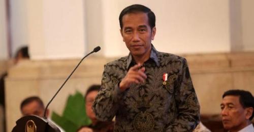 Kata Bunuh dan Bantai Bertaburan Medsos... Ini Sikap Jokowi