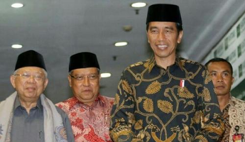 PBNU Ingatkan Jokowi, Silaturahmi ke Ormas Islam Jangan Hanya Saat Genting