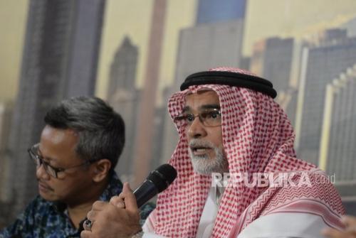 Dubes Arab Saudi untuk Indonesia Ungkapkan Habib Rizieq Dijadikan Korban Kasus Bendera Tauhid