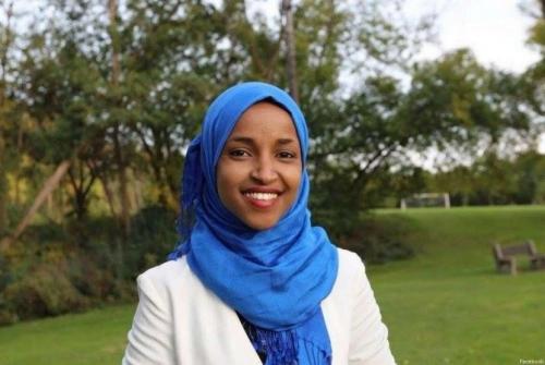 Ilham Omar Jadi Muslimah Pertama Duduk di Kongres AS, Ucapkan Assalamualaikum dan Alhamdulillah Saat Berpidato