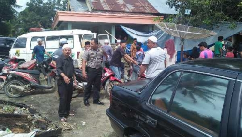 Dua Warga Kerumutan Pelalawan Tewas Dalam Sumur, Diduga Hirup Asap Mesin Penyedot Air