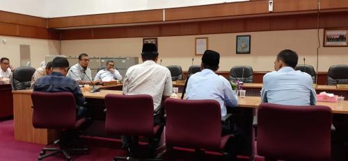 Datang ke DPRD Riau, DPRD Inhu Beberkan CSR Perusahaan Perkebunan Setempat yang Minim
