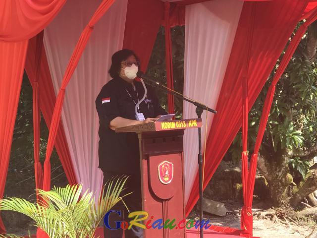 Riau Bebas Asap 2020, Menteri Siti Nurbaya Ucapkan Terimakasih dan Apresiasi Sebanyak Tiga Kali