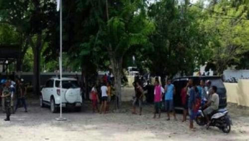Pria Penikam 7 Murid SD Tewas Diserang Massa di Mapolsek Sabu Barat