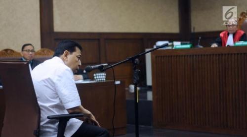 Setya Novanto Mengaku Sakit Saat Disidang, Jaksa KPK Tak Percaya