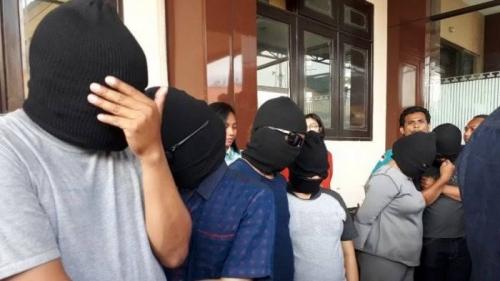 Polisi Gerebek Pesta Seks di Yogyakarta, Sepasang Suami Istri Berhubungan Intim Ditonton Sepuluh Orang