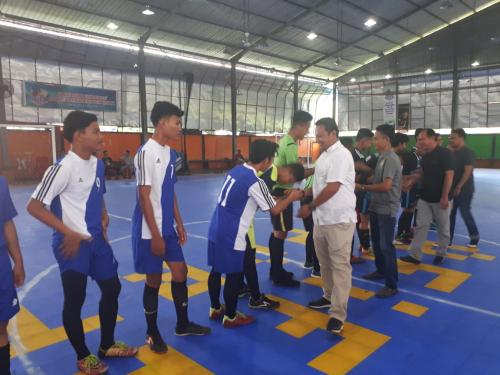 Hery Saputra Harap Generasi Milenial Jadi Duta Olahraga Daerah dan Jauhi Narkoba