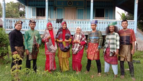 Komunitas Azimat Melayu Pesisir Siap Semarakkan HUT Kepulauan Meranti XI