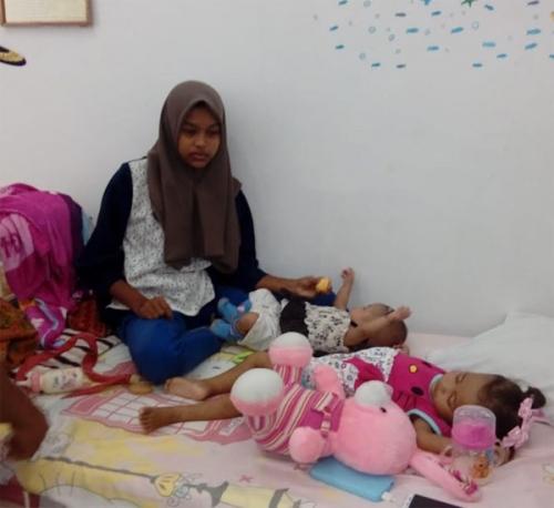 Purwanti Adik Andini Ada Gejala TBC, Kini Dirawat di RSUD Selasih