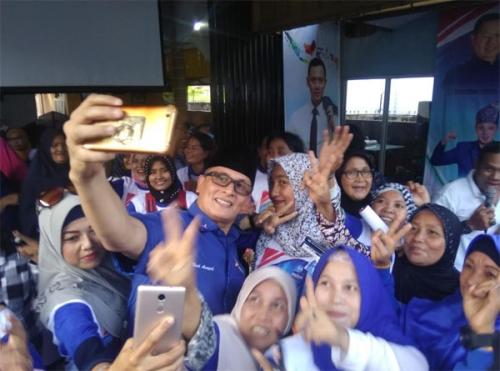 Apapun Cara Lawan Hancurkan Partai Demokrat Riau, Sayed: Kami Tetap Eksis, Bahkan Semakin Dikenal