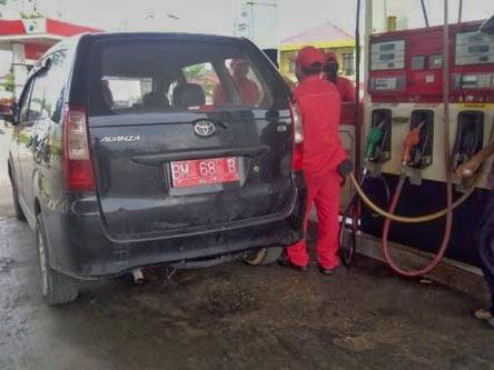 Selain Plat Merah, Ini Daftar Kendaraan yang tak Boleh Pakai Premium, Solar dan Biosolar di Riau