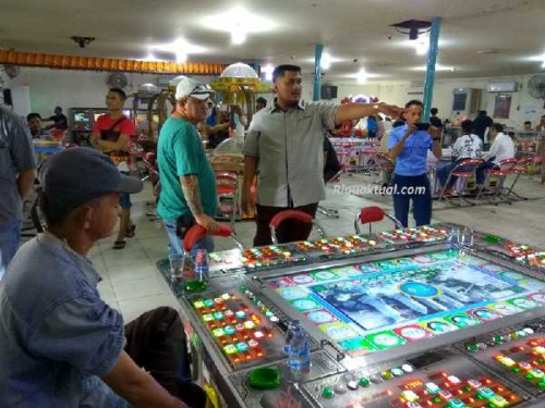 Wah, Banyak Gelanggang Permainan di Pekanbaru tak Bayar Pajak, Bapenda Harus Bertindak