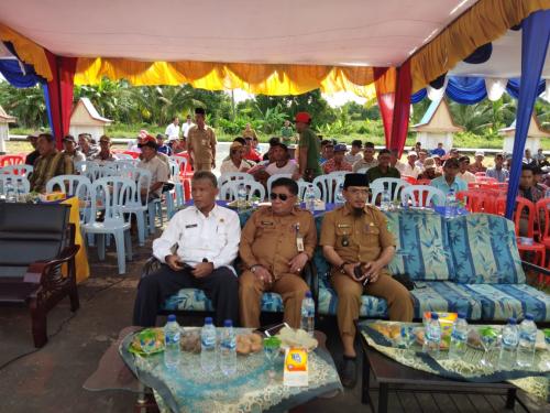 2020, Jatah Sertifikat Gratis untuk Masyarakat Kepulauan Meranti Naik Tiga Kali Lipat