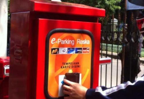 Makin Praktis, Bayar Parkir Nontunai Bakal Diterapkan di Mal dan Bandara Pekanbaru