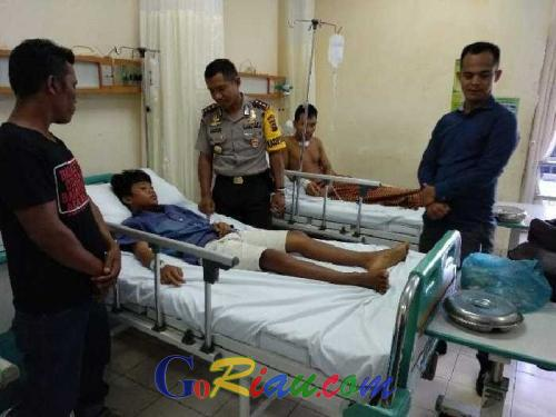 Kondisi Membaik, Remaja yang Tertembak Airsoft Gun Jalani Operasi Siang Ini di RSUD Arifin Achmad Pekanbaru